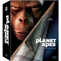 'Planet of the Apes: 5 Film Collection' on sale for $24.99