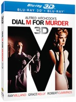 'Dial M for Murder' coming to Blu-ray 3D