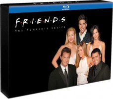 'Friends: The Complete Series' coming to Blu-ray