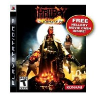 Hellboy 'Evil' ships for Xbox 360, PS3, PSP