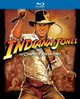 'Indiana Jones: The Complete Adventures' Blu-ray releases Tuesday