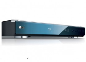 LG BD390 Blu-ray player loaded with features