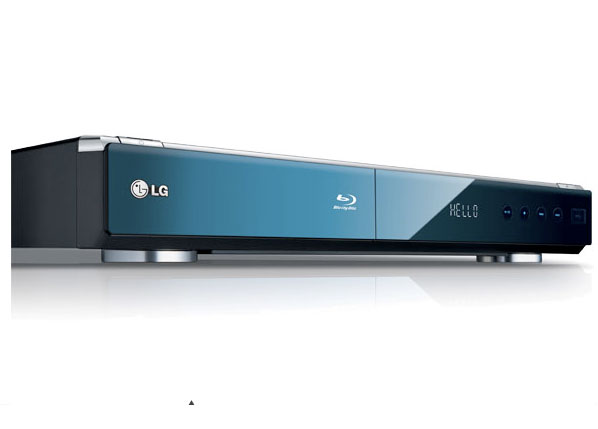 Blu Ray Player Images lg Bd390 Blu-ray Player Loaded
