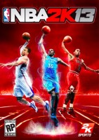 NBA 2K13 gives cover to Kevin Durant, Blake Griffin, and Derrick Rose