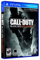 'Black Ops: Declassified' for Vita listed on Amazon