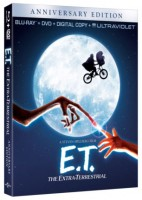 E.T. digital remastered for Blu-ray and UltraViolet