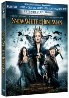 'Snow White & the Huntsman' on Blu-ray, DVD and UltraViolet with Second Screen