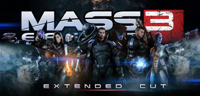 Mass Effect 3 extended cut released for PC, PS3, Xbox