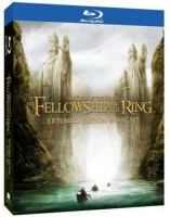 Lord of the Rings Extended Editions release on Blu-ray Disc & UltraViolet