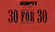 "Amazon Instant Video adds ESPN ""30 for 30″ docs"