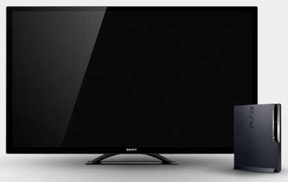 Buy a Sony 3D HDTV – Get a free PS3