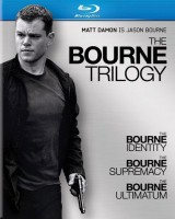 The Bourne Trilogy on Blu-ray only $27