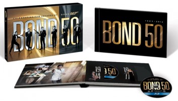 'Bond 50′ James Bond collection on Blu-ray just $109