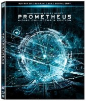 'Prometheus' Blu-ray release includes 7 hours of extras