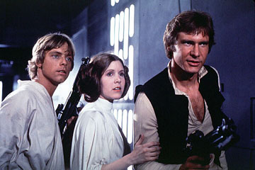 Disney to release 'Star Wars Episode 7′ in 2015