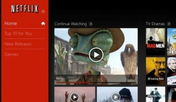 Windows 8 brings new Netflix app