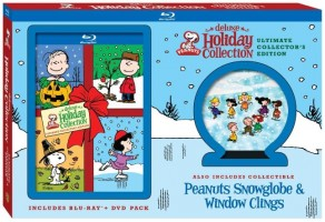 'Peanuts Deluxe Holiday Collection: Ultimate Collector's Edition' on sale at Amazon