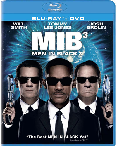 Givaway: 'Men in Black 3′ Blu-ray Combo w/UltraViolet