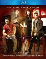 Sanctuary – Complete Seasons just $15 – $20 ea.