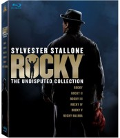 'Rocky: The Undisputed Collection' Blu-ray just $20