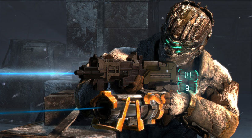 Download the 'Dead Space 3′ demo in January