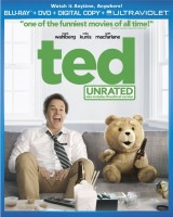 New Blu-ray releases: Ted, Bourne Legacy, Ice Age: Continental 3D
