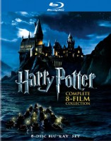'Harry Potter: The Complete 8 Film Collection' spotted for just $49