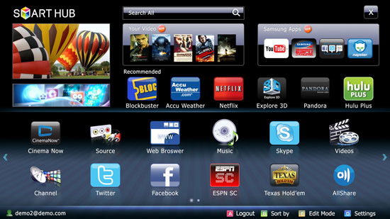 Verizon app now supports 75 channels on Samsung TVs