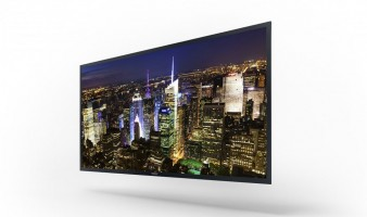 Sony displays first 56″ 4k OLED TV at CES 2013