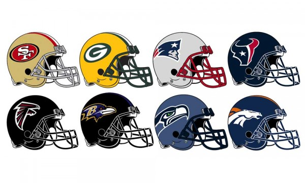 NFL Divisional Playoffs Weekend Schedule 2013 - HD Report