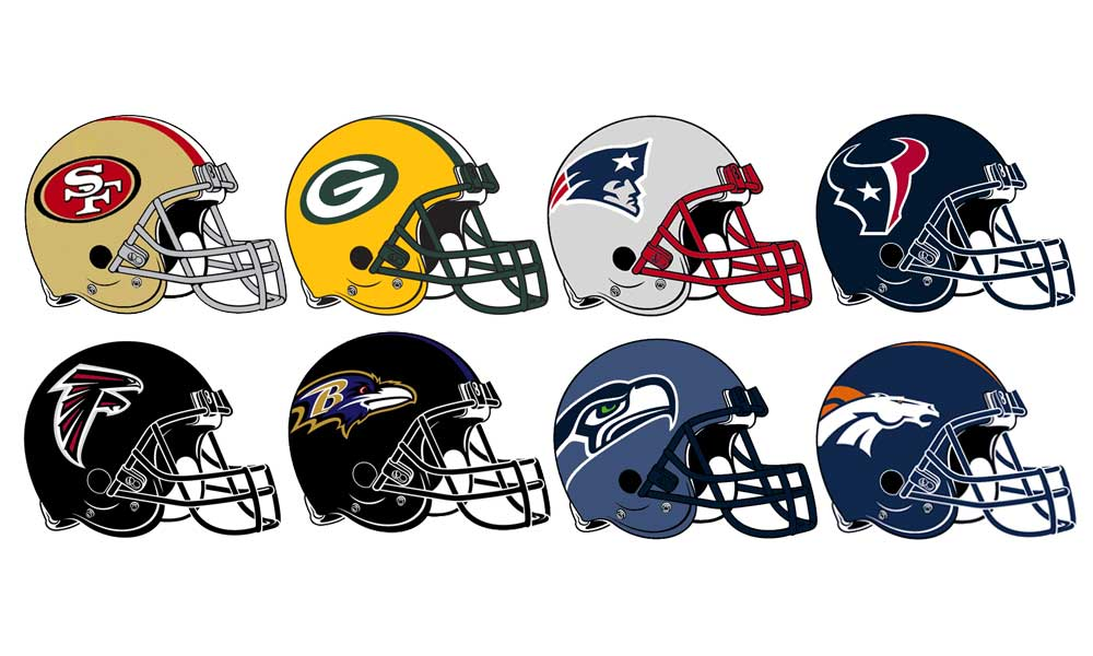 NFL Divisional Playoffs Weekend Schedule 2013