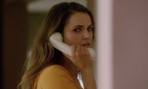'The Americans' Cold War drama premieres tonight on FX