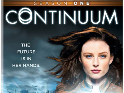 'Continuum' Season One Blu-ray & DVD release date & details