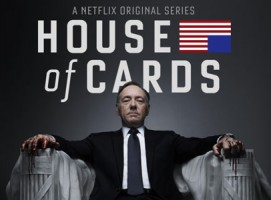 'House of Cards' pays off for Netflix