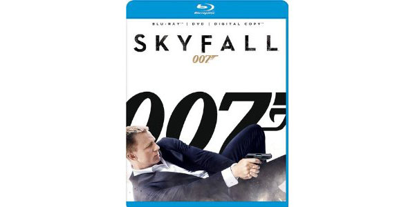 Win a copy of 'Skyfall' on Blu-ray, DVD & UltraViolet