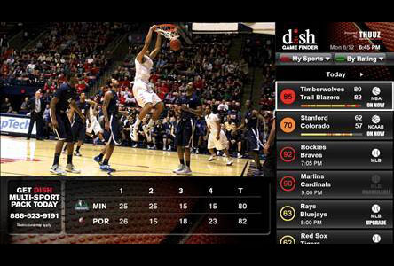 DISH updates Hopper, Second-Screen & Mobile Apps