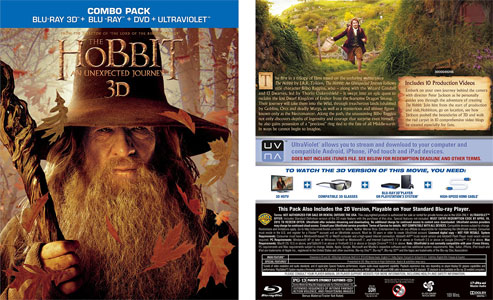 Best Buy offers 'Hobbit' documentary early with pre-order