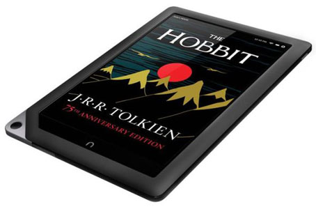 nook-hd-the-hobbit