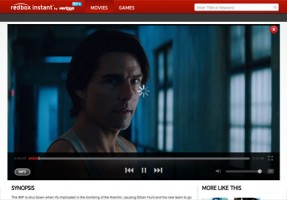 Review: Redbox Instant streaming video service