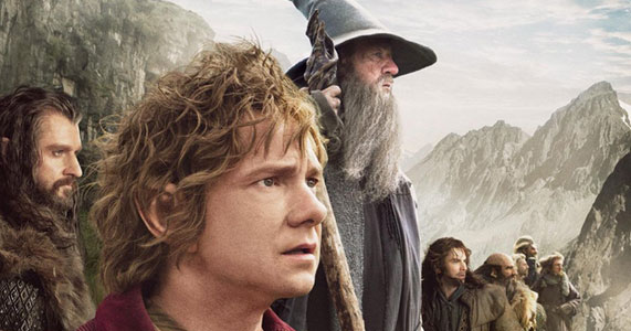 New on Blu-ray and UV this week: The Hobbit, Les Misérables, Zero Dark Thirty