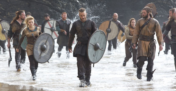 Vikings land on LOVEFiLM