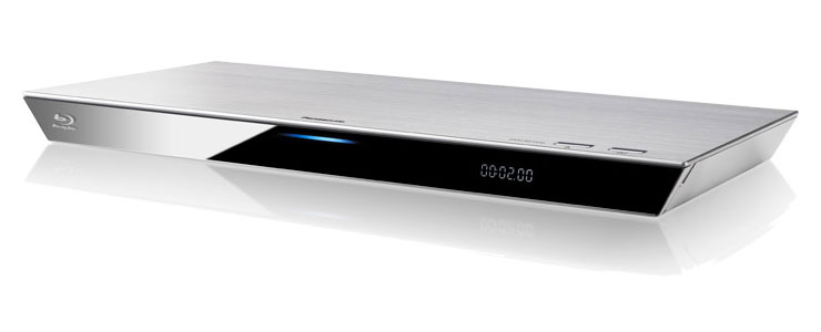 Panasonic confirms pricing on new Blu-ray player lineup