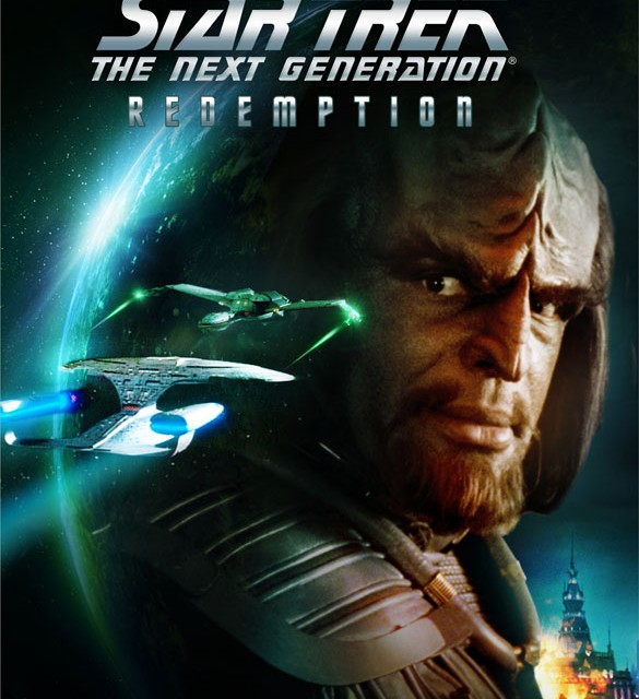 Star Trek Redemption 1 poster Worf