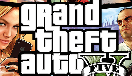 Official Grand Theft Auto V cover art released