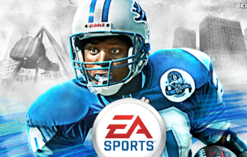 Barry Sanders wins 'Madden 25′ cover honors