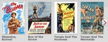 Warner Bros. launches niche service streaming classic films & TV shows