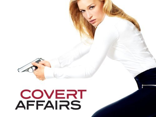 Covert Affairs Season 1 Piper Perabo