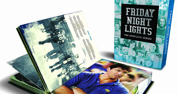 """""""Friday Night Lights: The Complete Series"""" on Blu-ray just $40"""