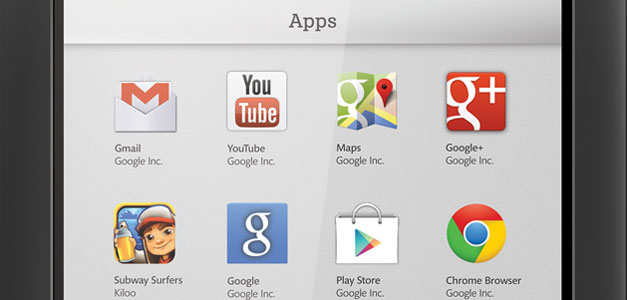 NOOK HD tablets get Google Play Android apps