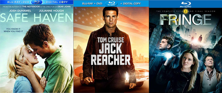 This week's Blu-ray, Digital and UltraViolet releases